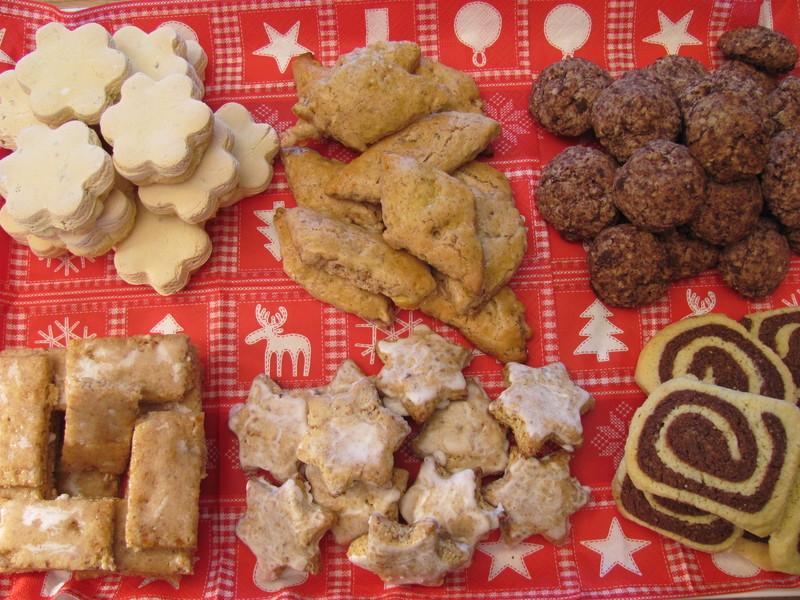 Biscuits de noel for Maison en biscuit de noel