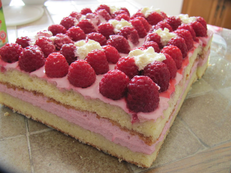 What Is Framboise Use For Cake