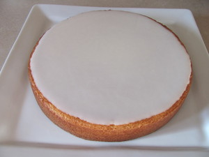 gateau nantais