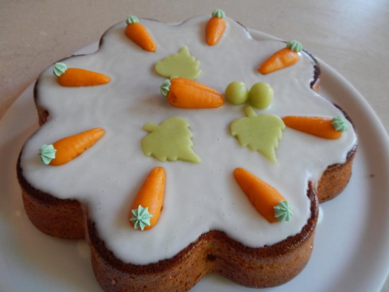 G teau aux carottes - Robot pour raper les carottes ...