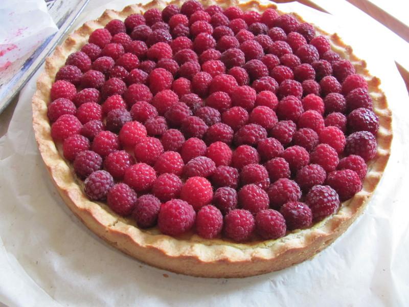 pin tarte framboise chocolat blanc recette de flo cuisine en cake on